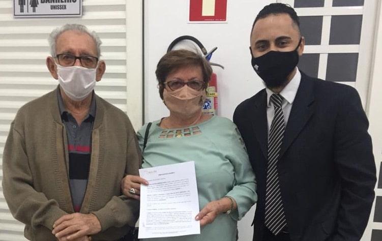 Maria Aparecida é beneficiada com a Antecipação do Recebível de seu precatório.